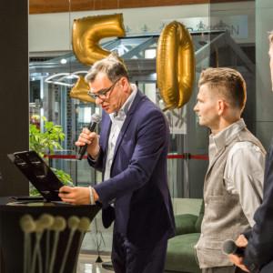 Impreza urodzinowa marki Ernestrust. Fot. Imathome.eu/Ernestrust