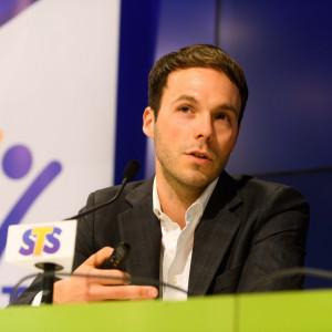 Mateusz Juroszek, prezes STS oraz wiceprezes ATAL