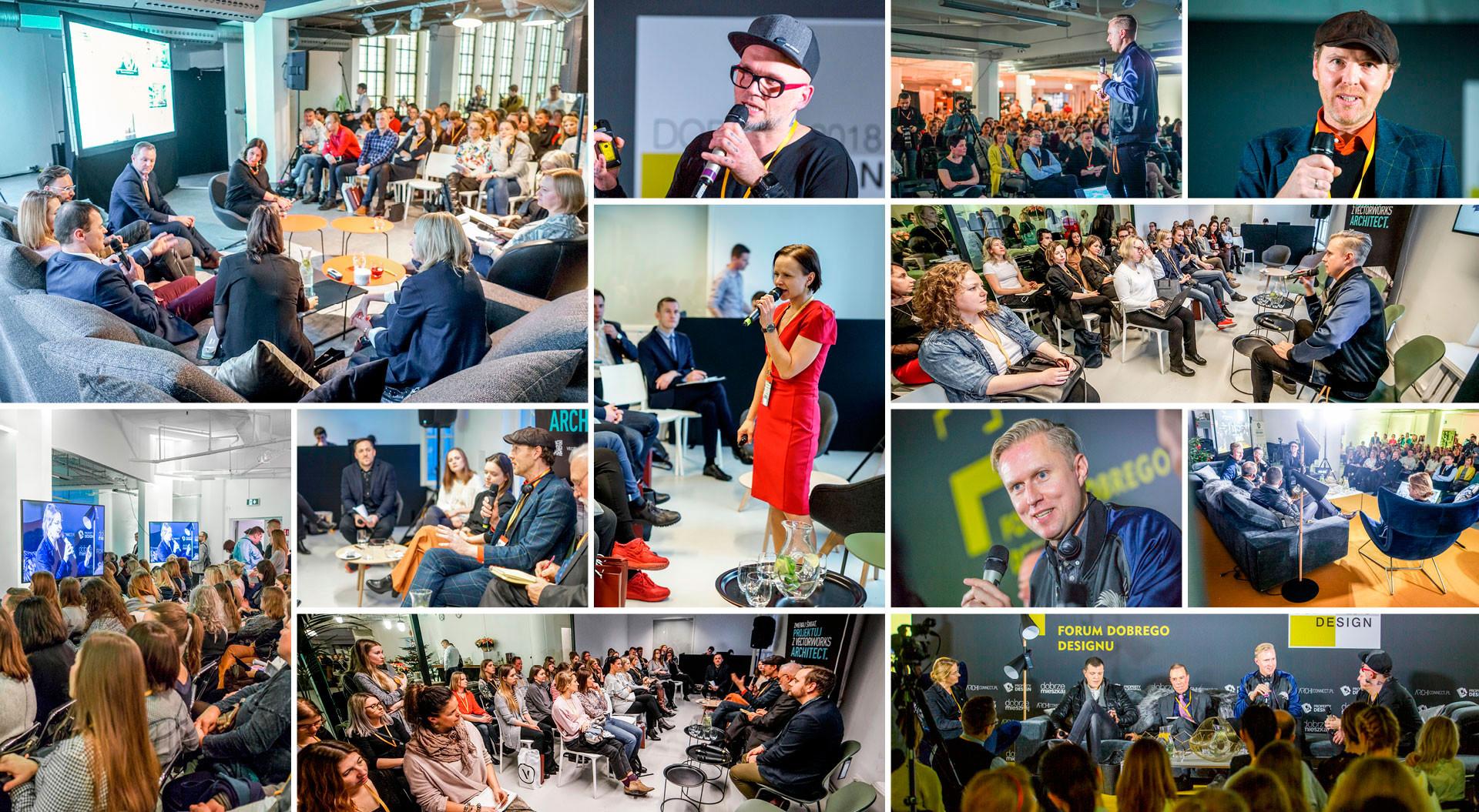 Forum Dobrego Designu 2018