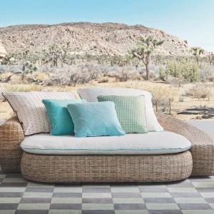 Sofa outdoorowa z kolekcji
