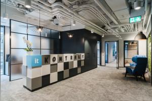 Zobacz, jak urządzono nowoczesne biuro w centrum Warszawy!