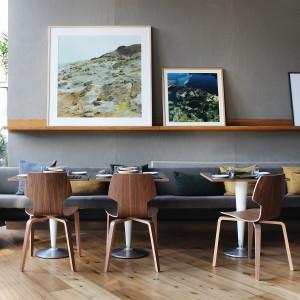 Krzesła hiszpańskiej marki Mobles 114. Fot. Mobles 114