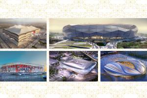 Krzesła Grupy Nowy Styl na kolejnych stadionach w Katarze