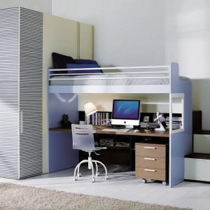 Biurko może być częścią meblowego