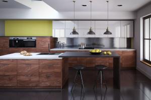 Jak zaprojektować wyspę kuchenną - porada eksperta