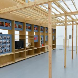 Wystawa Tango na 16 metrach kwadratowych w Galerii Zachęta. Fot. Marek Krzyżanek