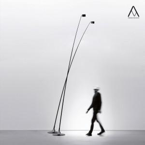 Lampa Sampei. Fot. Davide Groppi