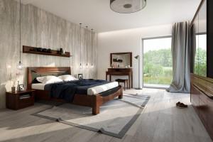 Komfortowe łóżka do sypialni