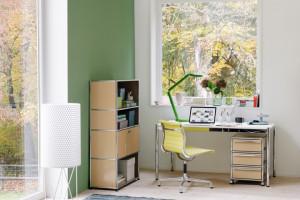 Kreatywne rozwiązania do domowego gabinetu