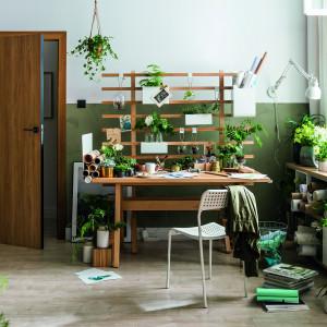 """W ramach akcji """"Porozmawiajmy o wnętrzu"""" Vox chce zaszczepić w nas miłość do roślin. Fot. Vox"""