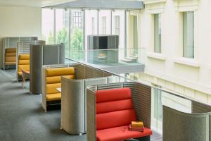 Tomek Rygalik - zobacz najlepsze meble biurowe jego projektu