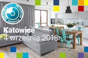 Studio Dobrych Rozwiązań - 4 września zapraszamy do Katowic!