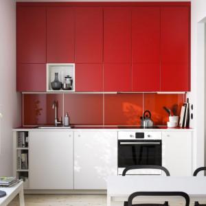 Kuchnia nowoczesna - zabudowa firmy IKEA. Fot. IKEA