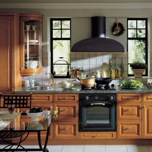 Kuchnia klasyczna - model