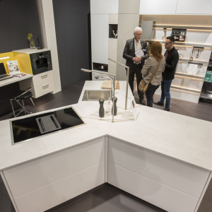 Ballerina - Living Kitchen 2017. Fot. Koelnmesse