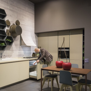 Aran - Living Kitchen 2017. Fot. Koelnmesse