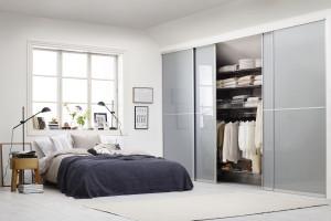 Strefa przechowywania w sypialni - rozwiązania producentów