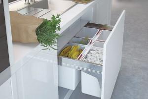 Meble kuchenne - jak segregować odpady