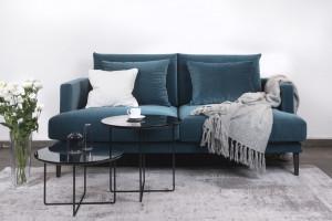 Meble do salonu - przykłady nowoczesnych sof