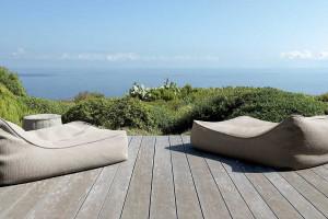 Designerskie  meble ogrodowe - prosto z Mediolanu