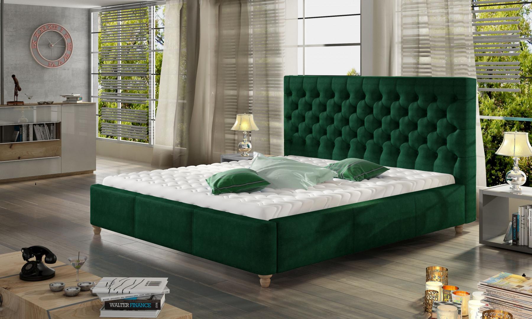 Wybieramy Meble łóżka Do Sypialni Skuś Się Na Butelkową