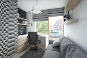Domowe biuro - architekt radzi, jak je urządzić