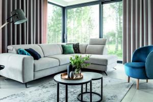 Trendy w meblarstwie: sofy w odcieniach szarości i beżu wciąż na topie!