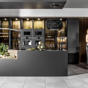 Kuchnia w stylu nowoczesnym - model