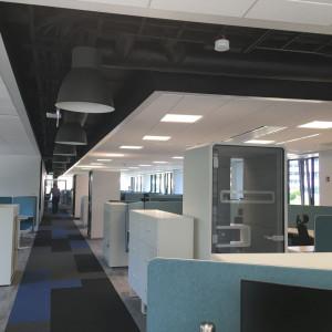 Centrum inżynieryjne Grupy Homag w Poznaniu. Fot. Grupa Homag