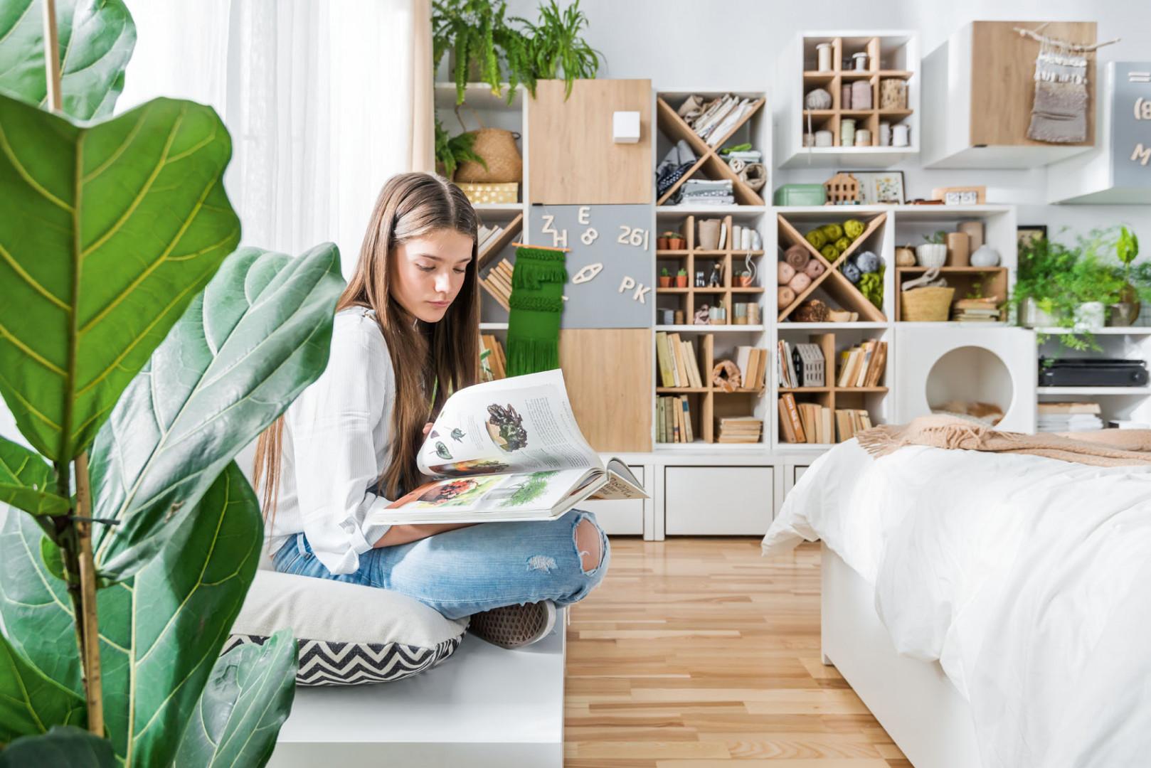 Kolekcja Young Users Eko firmy Vox. Projekt: Marta Krupińska. Fot. Vox