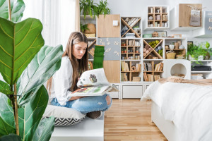 Pokój dziecka - jak połączyć strefę zabawy i nauki