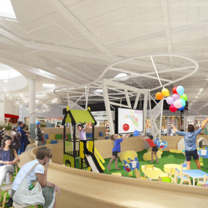 PH Auchan Bielany. Projekt Tremend