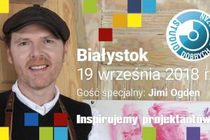 Jimi Ogden gościem specjalnym SDR w Białymstoku