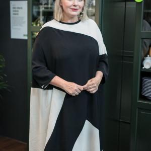Katarzyna Nosowska na premierze katalogu IKEA 2019. Fot. IKEA