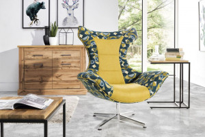 Meble do salonu - jak wybrać odpowiedni fotel?