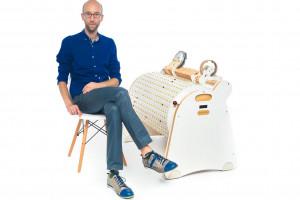 Kamil Laszuk - o designie i muzyce w Katowicach