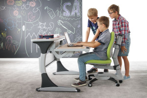 Meble dla ucznia - zwróć uwagę na ergonomię!