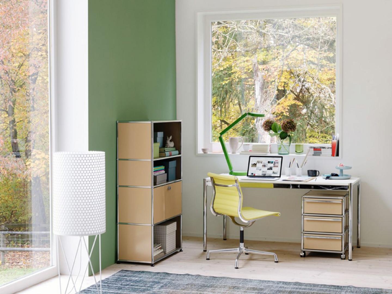 System szafek Haller marki USM (Mood Design). Fot. USM/Mood Design