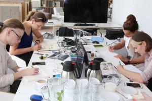 W Dobrotece trwają warsztaty dla młodych projektantów