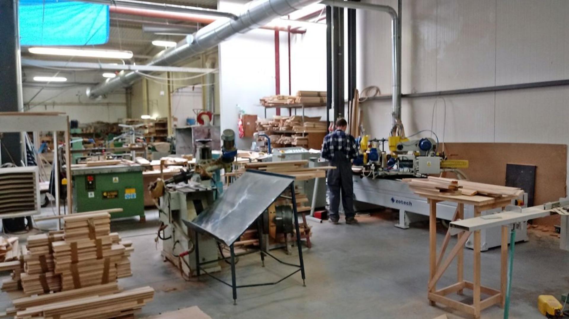 Firma Stolzen sukcesywnie inwestuje w rozwój swojego parku maszynowego oraz zaplecza produkcyjnego. Fot. Stolzen