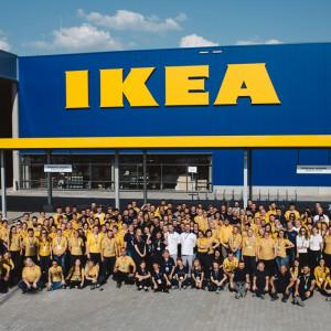 Sklep IKEA w Lublinie. Fot. IKEA