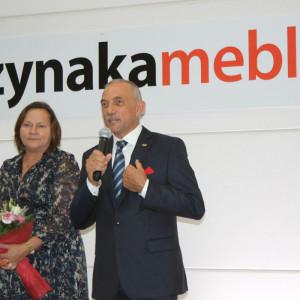 Alina i Jan Szynaka. Fot. Mariusz Golak