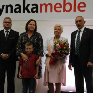 Podczas uroczystości wręczono wyróżnienia partnerom biznesowym i instytucjom wspierającym. Fot. Mariusz Golak