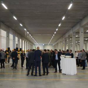Uroczyste otwarcie Centrum Logistycznego Logistic firmy Szynaka Meble. Fot. Szynaka Meble