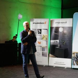 Grzegorz Lelek z firmy SFA Poland. Fot. Urszula Tatur