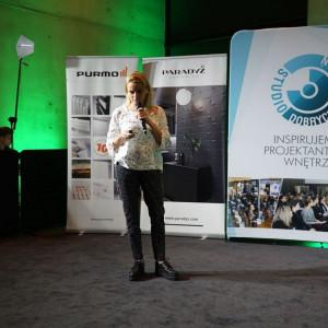 Joanna Ochota z pracowni Concept JOAna - I miejsce w konkursie