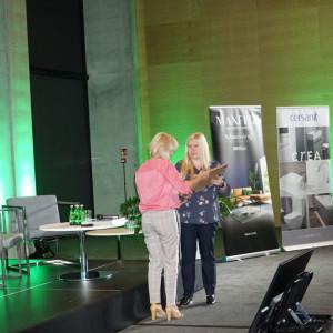 Katarzyna Maciejewska z pracowni Maciejewska Design - III miejsce w konkursie