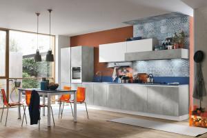 20 pomysłów na szare meble w nowoczesnej kuchni