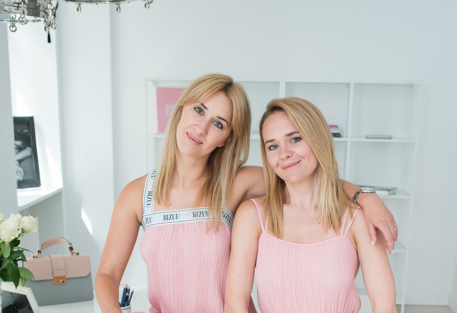 Zuzanna Wachowiak i Blanka Jordan - duet Bizuu