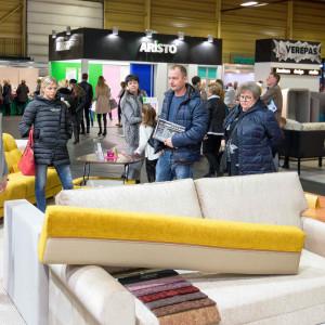 Targi Baltic Furniture 2017. Fot. Flickr